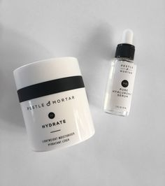 Pestle & Mortar's Pure Hyaluronic Serum & Hydrate Moisturiser reviewed by The Blusher Diaries Hyaluronic Serum, Beauty Blogs, Love Your Skin, Blusher, Beauty Review, Moisturiser, New Love, Diaries, Skincare
