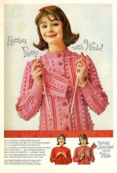 レトロかわいい♡60年代のおしゃれな海外広告に思わずきゅん。|MERY [メリー]