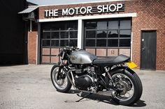 Wrenchmonkees Triumph Thruxton