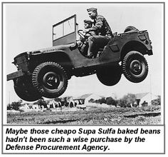 Willys Jeep Slat grille 1941