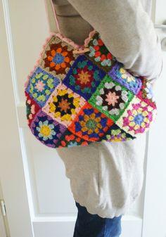 granny bag by dutch blue, via Flickr