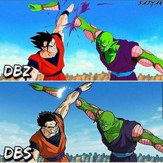 DBS OR DBZ? Censored or uncensored? credit: don't know please give credit if reposted thanks Follow: @dbz.go for more hot content! stay saiyan! Your Opinion Is Important: Leave A Comment
