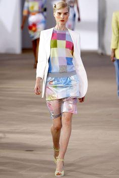 Preen by Thornton Bregazzi Spring 2012 Ready-to-Wear Fashion Show