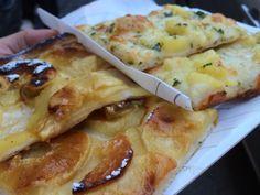 Alice Pizza in Via delle Grazie corner with Via Di Porta Angelica in Rome. Technically the best pizza I've tried so far!