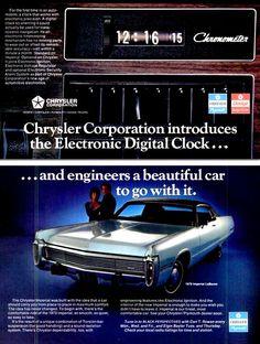 '73 Chrysler Imperial LeBaron