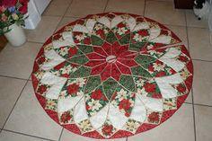Papillon Pals: Christmas Tree Skirt, etc.......