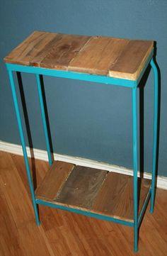 Potting Table | Pallet Furniture DIY: