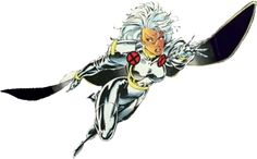 Storm - X-Men | Official PSDs