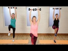 20-Minute Metabolism-Boosting Workout | Class FitSugar This is my far one of Annas best videos!!!