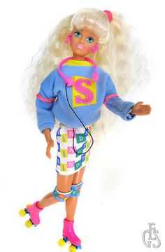 this was my sindy doll