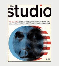 The Studio Magazine Covers, 1960s / Aqua-Velvet