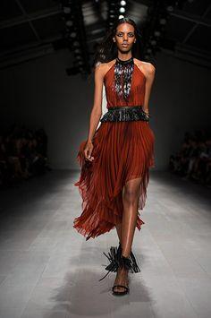 London Fashion Week day 3: Marios Schwab