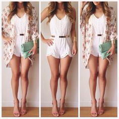 A little longer shorts and this is perfect