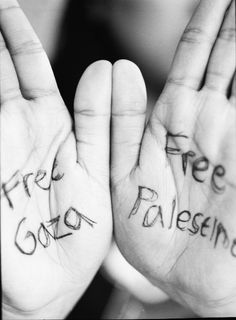 Free Gaza / Free Palestine