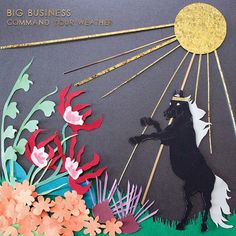 Big Business - Command Your Weather (2016)