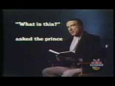 """From the 1970s version of """"The Electric Company"""", this is musician Victor Borge explaining his development of """"phonetic punctuation""""."""