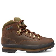 4551f33c0cf57c Heritage Leather Euro Hiker Boots Homme