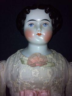 Antique China Head Doll | eBay