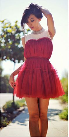 Falda Tul #tul #moda #fashion #skirt #igorshoes #sanvalentin