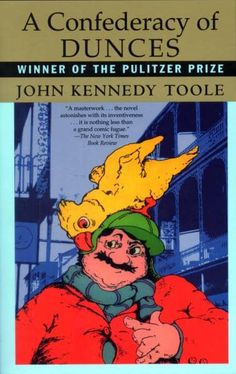 """A Confederacy of Dunces is an American comic masterpiece. John Kennedy Toole's hero, one Ignatius J. Reilly, is """"huge, obese, fractious, fastidious, a latter-day Gargantua, a Don Quixote of the French Quarter. His story bursts with wholly original characters, denizens of New Orleans' lower depths, incredibly true-to-life dialogue, and the zaniest series of high and low comic adventures"""" (Henry Kisor, Chicago Sun-Times)."""