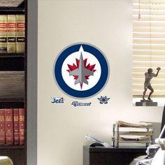 Winnipeg Jets Teammates Logo Case Pack 6
