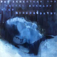 """Marcel Duchamp 17 (Das Schweigen von M. Marcel Duchamp, Willem De Kooning, Vladimir Kush, Helen Frankenthaler, Gil Elvgren, Jackson Pollock, Museum Of Contemporary Art, Modern Art, Dada Artists"