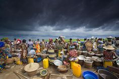 West Africa: togo and Benin by Art Wolfe Inc., via Flickr