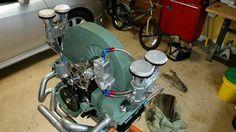 Vw Engine, Volkswagen Beetles, Beach Buggy, Vw Bugs, Dune, Engineering, Flat, Cars, Projects