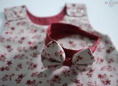 Kit infantil contando um vestido dupla face e uma tiara faixa. Pode ser usado nos dois lados. Acompanha cinto. Confeccionado em tecido 100% algodão. <br> <br>ATENÇÃO: estampa da foto esgotada! <br>Consulte o nosso mostruário de tecidos e estampas disponíveis logo abaixo. <br> <br>Disponível nos tamanhos: <br>2 a 6 anos
