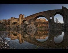 besalu by jorgetorre2, via Flickr