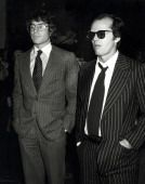 Warren Beatty and Jack Nicholson