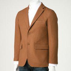 ウールカシミヤジャケット 紳士S・キャメル | 無印良品ネットストア