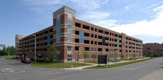 T.Y. Lin International Group | Projects | Rochester General Hospital Parking Garage