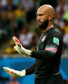 The 5 Stages Of Getting Over USA's World Cup Loss, As Told By Tim Howard