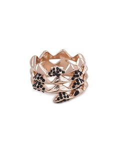 Spiral Crown Ring by ShoeMint.com, $12.99