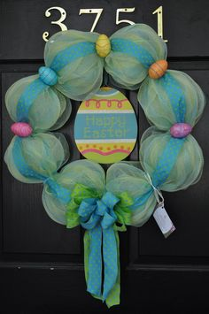 Easter & Spring Delightful Doornaments: