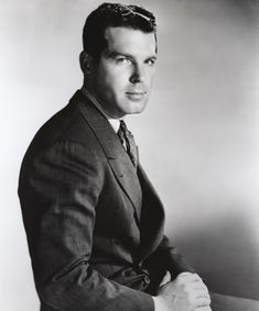 """Frederick Martin """"Fred"""" MacMurray (August 30, 1908 – November 5, 1991) was an American actor."""