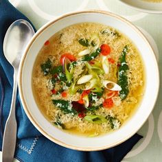 10 Soup Recipes to Beat the Flu - Rachael Ray Every Day