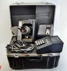 Camerz ZII Long Roll Medium Format Camera w/ 75-150mm Lens, Case (V3194)
