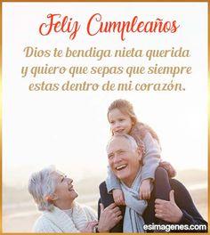 imágenes de feliz cumpleaños nieta