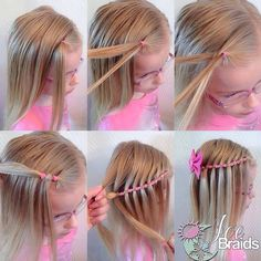 170 Easy Hairstyles Step by Step DIY hair-styling can help you to stand apart from the crowds Page 101 My Beauty Note The post 170 Easy Hairstyles Step by Step DIY hair-styling can help you to stand apart from the crowds appeared first on Hair Styles. Girls Hairdos, Baby Girl Hairstyles, Cute Hairstyles, Braided Hairstyles, Wedding Hairstyles, School Picture Hairstyles, Little Girl Short Hairstyles, Easy Toddler Hairstyles, Children Hairstyles