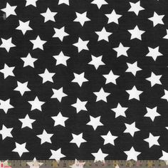 http://www.plushaddict.co.uk/little-darling-cotton-jersey-stars-on-grey.html Little Darling - Cotton Jersey - Stars On Grey