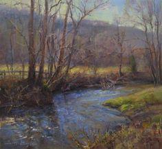 December Green River by Scott Boyle