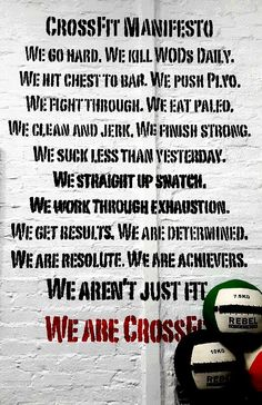 Why I love crossfit #crossfit #fitness #health #strong