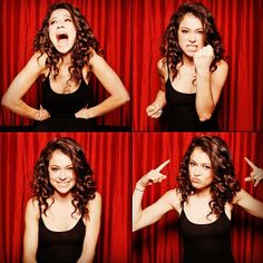 .Tatiana Maslany my new girl crush. Seriously though she is amazing