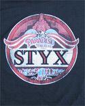 Styx - Paradise Theatre Tour T