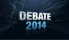 Debate na Band nao rendeu mais que 5 pontos na TV, mais sucesso no Twitter - Blue Bus