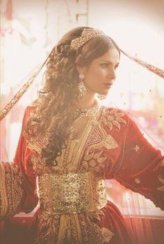 Marokaanse jurk