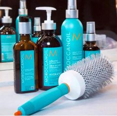 Great products to pamper your hair at Escape Salon Claremont.