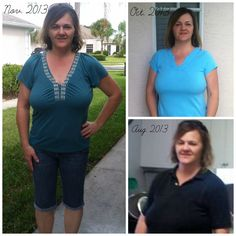 My 60 day picture results Join me! www.langstonlegacies.isagenix.com